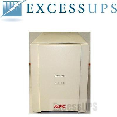 Apc Smart-Ups Xl 48V Battery Pack Su48Xlbp With New Batteries! 1 Yr Warranty!
