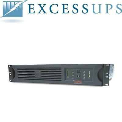 Apc Smart-Ups Sua750Rm2U Refurbished With New Batteries! 1 Yr Warranty Included!