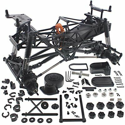 HPI Racing 1/10 Crawler King Complete Roller/Rolling Chassis