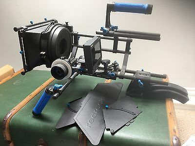 Redrock Micro DSLR Camera Rig w/ Accessories -used just once! (monitor excluded)
