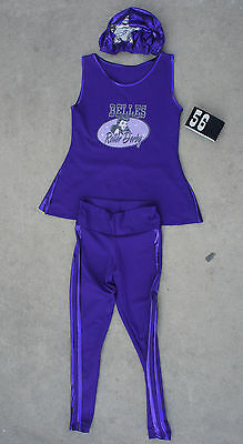 Adventures in Babysitting 2016 Disney TV PROP Ghost Wind Roller Derby Uniform