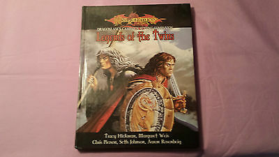 D&D Dragonlance Campaign Setting Companion Legends of the Twins