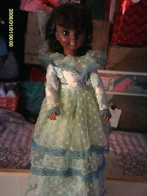 1965 Madame Alexander Leslie Doll African American (MoM) Ships Priority/Insured