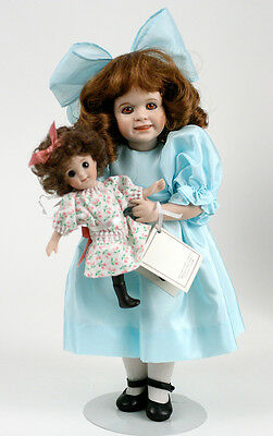 Glynnis and her Googlie doll set by Wendy Lawton