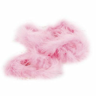 6 foot marabou feather boa for Diva Night Tea Party Wedding - Pink FK