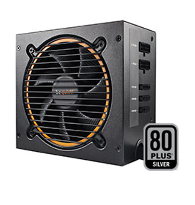 NEW Be Quiet! Pure Power 10 CM 600W Power Supply