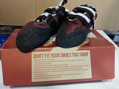 Five Ten Stealth Blackwing Climbing Shoes US8 -UNUSED- Original Discont'd Color