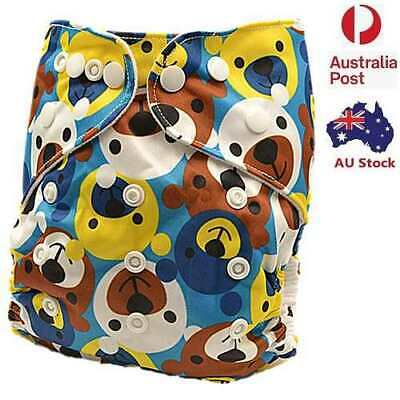 New Boyish Breathable Longlasting Modern Cloth Nappies Nappy Baby Pants (D166)