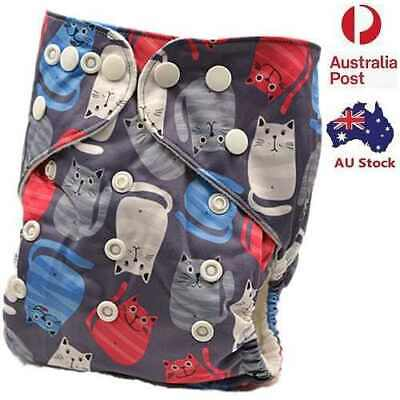 Modern Cloth Nappies Cloth Nappy Baby Pants Pilcher 3-4 Hours Absorbency (D170)