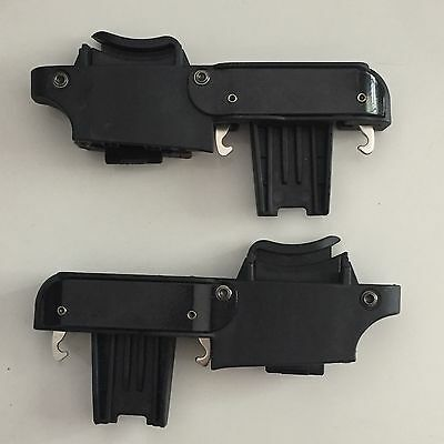 SEAT EXTENDER ADAPTERS FOR Steelcraft Strider Plus AND Strider Compact Stroller
