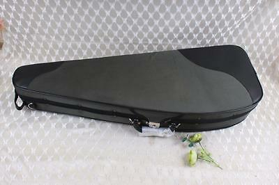 New 4/4 Violin case triangle shape  Full size Strap Light Durable yinfente #1531