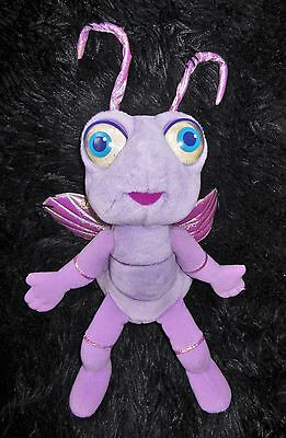 "Disney Pixar Bugs Life Princess Dot Mattel Talking Plush 15"" Soft Toy With Sound"