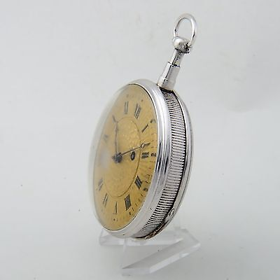 Pocket Watch Repeater Quarter And Hours 60Mm