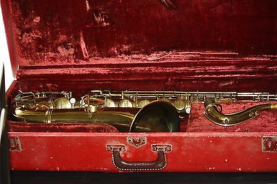 1921 Conn New Wonder Tenor Saxophone