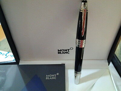 Montblanc John F. Kennedy Special Edition Rollerball Pen #111047 - New
