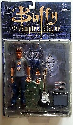 Buffy Vampire Slayer: Oz (Action Figure) unopened sealed in box Moore Action Col