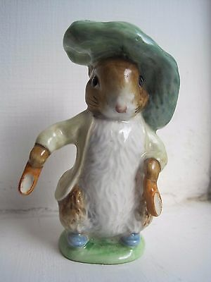 Beswick Gold Backstamp 1St Version Beatrix Potter Benjamin Bunny