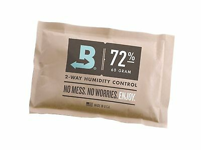 Boveda 72-Percent RH Individually Over Wrapped 2-Way Humidity Control Pack 60gm