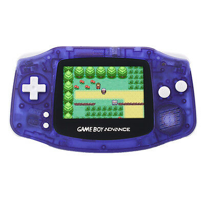 AGS-101 Brighter Backlit GBA System Game Console Game Boy Advance For Nintendo
