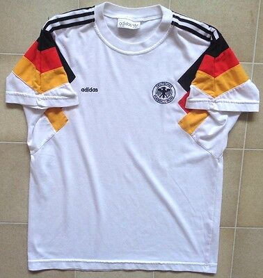 Authentic Adidas Germany 92-94 Leisure T-Shirt. Mens S, Great Condition.