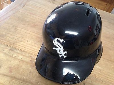 Chicago White Sox Will Ferrell Game Used Batting Helmet MLB Authenticated