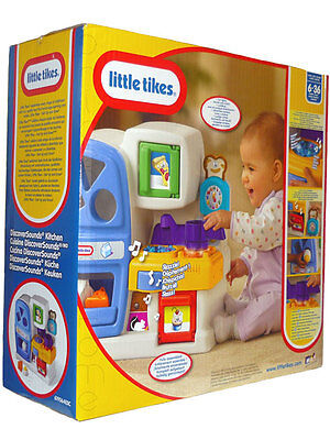 Little Tikes Discover Sounds Kitchen - Brand New And Sealed