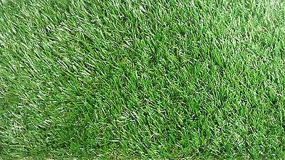 REALISTIC Artificial FAKE Grass SUPER THICK 30mm *£9.99sqm* 4 Wide *RRP £16sqm*