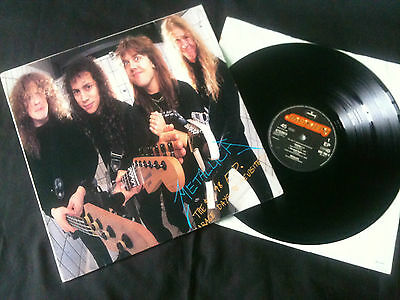 "Metallica - Garage Days Revisited   12"" NL  1987  VG+/VG+   Speed / Thrash Metal"