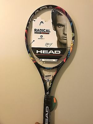 Head Graphene XT Radical MP LTD Tennis Racket