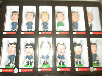 Manchester United Official Coloured Boxed Corinthian European Cup Final Winners