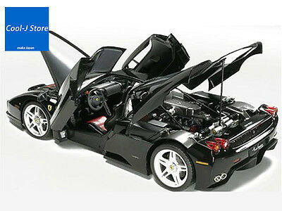 Tamiya 1/12 Enzo Ferrari Limited Black Nero Semi-Assembled Premium Model