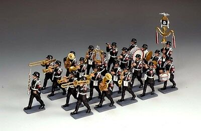 King and country berlin1938 LAH97 22 piece band