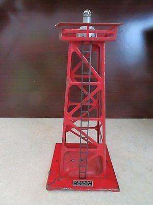 Lionel   -  O Scale,  Vintage Rotary Beacon   # 394  Red