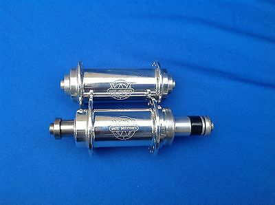 Vintage White Industries Hubs 32h Freewheel 100mm x135mm MTB Touring great cdtn