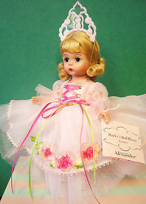 """Madame Alexander 8"""" ONCE UPON A TIME - a Shirley's DOLL HOUSE EXCLUSIVE blnd"""