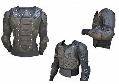New Motorcycle Motocross Children Body Armour Protection Spine Protector CE Kids