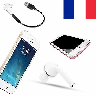 Ecouteur Airpods Airpod sans fil Bluetooth Style Apple Mono Intra Stereo Qualité