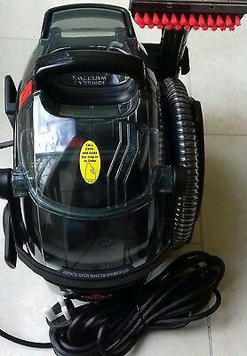 BISSELL SpotClean PRO Portable Carpet Cleaner, 750 W 1558e RRP £169.99