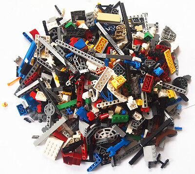 1kg of assorted lego