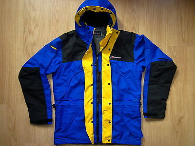 Vintage Berghaus Mera Peak Goretex Men's Jacket L RRP£389 Waterproof
