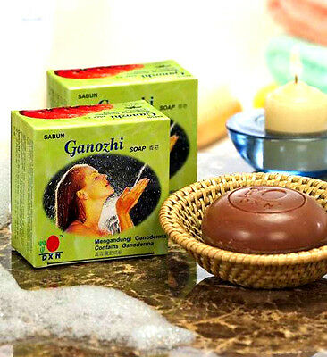 10 pack (20 bar) of DXN soap with ganoderma extract