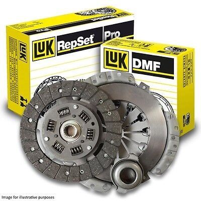 BMW 1 Series E87 2.0 M47 (03-12) PREMIUM LUK Dual Mass Flywheel AND Clutch Kit