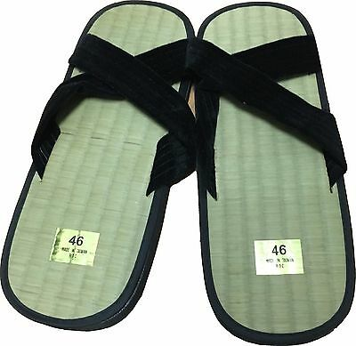 "ZORI SANDALS - Aikido, Judo, Jujitsu, Karate. Traditional ""X"" design,"
