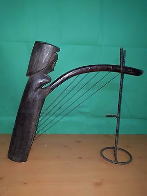 Old Kwele Musical instrument Gabon fes-104