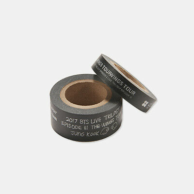 BTS The Wings Tour Official Masking Tape