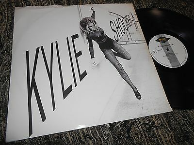 "KYLIE MINOGUE Shocked/Shocked 12"" MX 1991 PWL ENGLAND edition UK"
