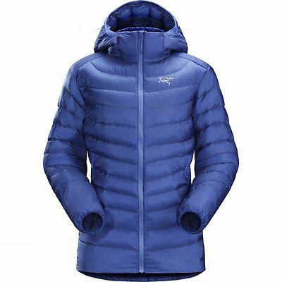 ☆ Arcteryx Lt Womens Cerium Somerset Blue Hoodie Jacket Brand New With Tags .☆