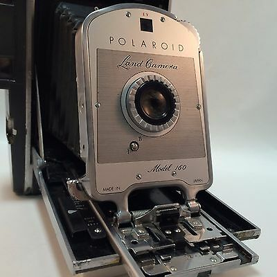 Polaroid Land Camera 160 Made in Japan Untested Decor For Parts Only AS IS