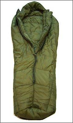 British Army Arctic sleeping Bag - With Stuff Sack - Large Armed Forces Issue