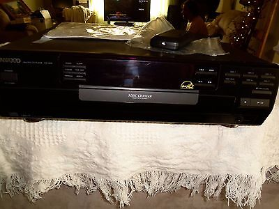 Kenwood Dpf-R4030 Multiple 5 Disc Cd Player